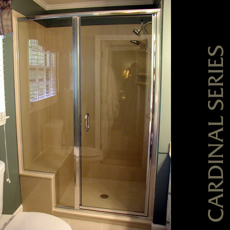 Cardinal Allegiant Glass Amp Showers