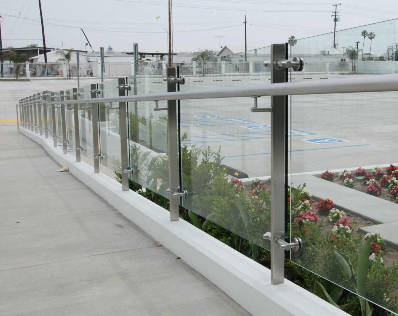 Glass Railings Allegiant Glass Amp Showers