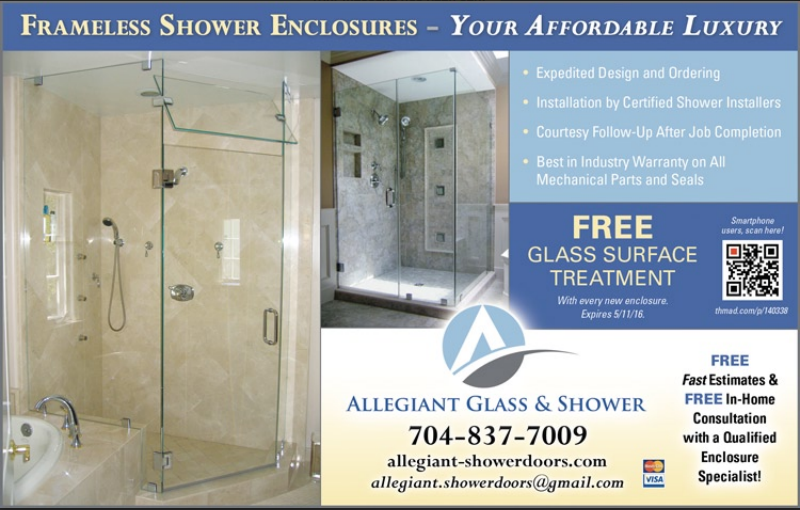 C R Laurence Allegiant Glass Amp Showers