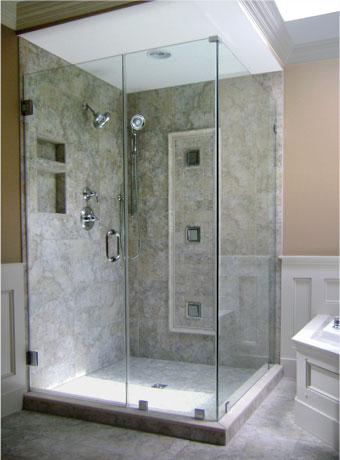Glass Enclosures Allegiant Glass Showers
